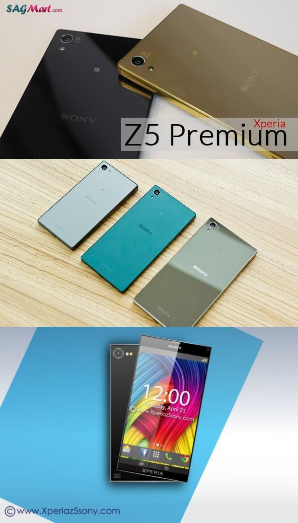 #SonyXperiaZ5 and Z5 Premium the world's first 4K phone arriving on 21st october #SagmartMobiles #XperiaZ5 Sony Mobile