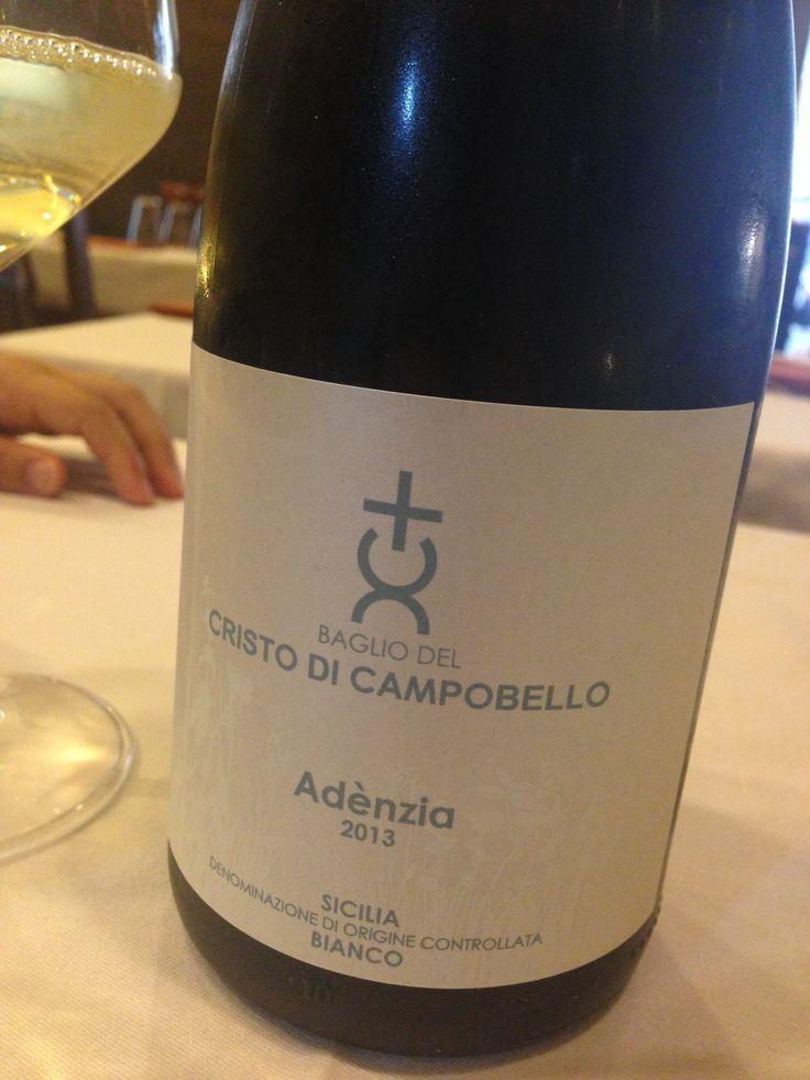Cristo di Campobello - cracking white wines from Sicily