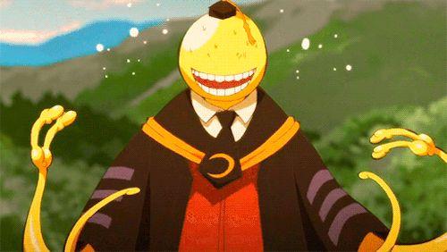 assassination classroom gifs | Assassination Classroom | Anime Amino