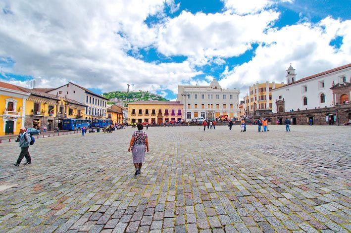 Lugares turisticos de Ecuador Quito