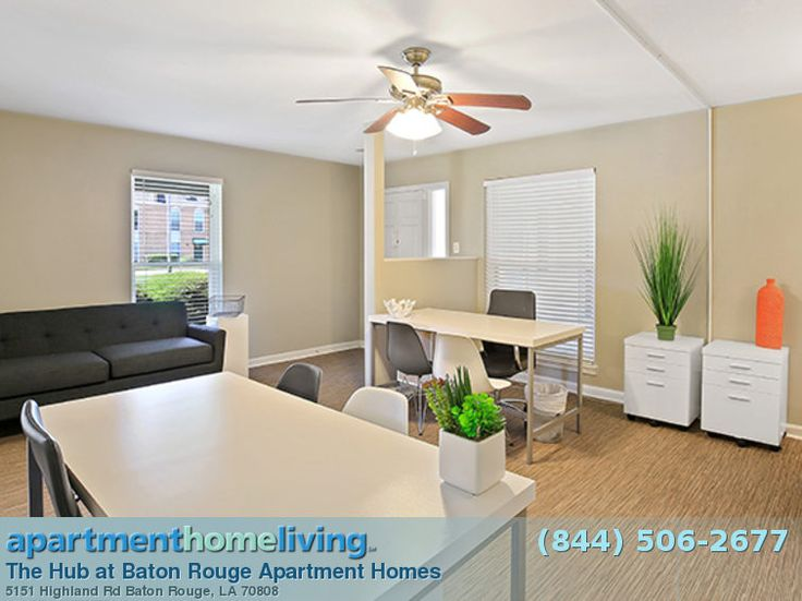 The Hub at Baton Rouge Apartment Homes