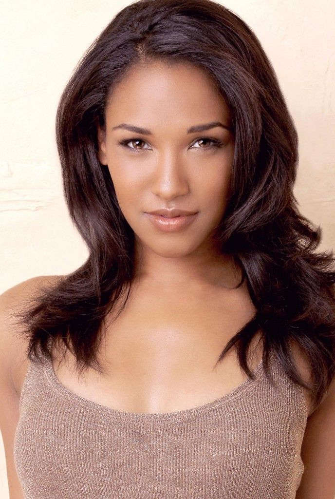 The Flash TV Show Has Its Iris West And Vibe