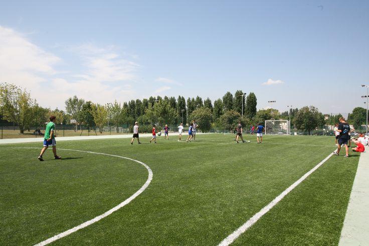 sport lago Garda, villaggio Sirmione, calcio