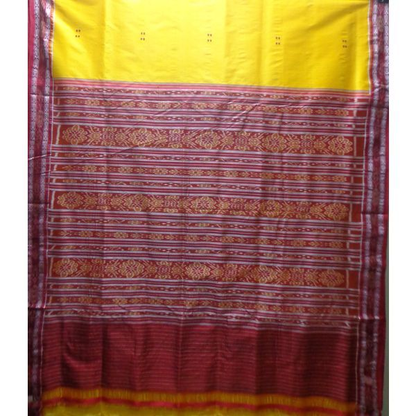 A Beautiful Handloom saree Available in Odisha Saree Store: