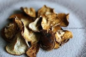 Mushrooms and Chips on Pinterest