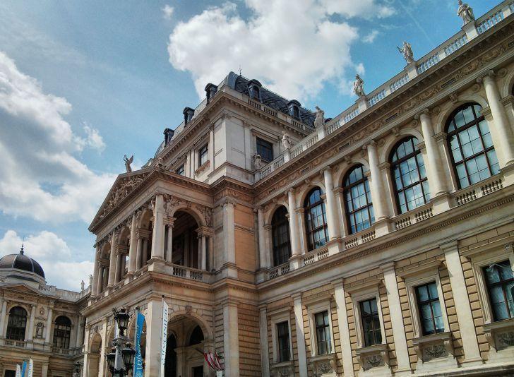 Ein Rundgang durch die Universität Wien