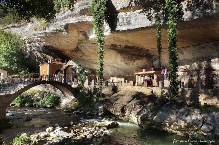 Santuario de la Cueva #Infiesto #Piloña #cultura #culture #Asturias #ParaísoNatural #NaturalParadise #Spain
