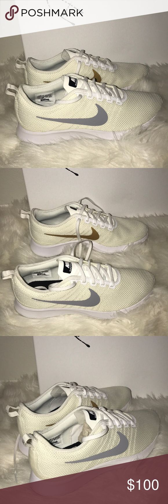 Nike id womens running shoes Brand new without box. Shoes are a men's size 7.5. Which is a women's size 9. I  Have added a sizing chart for your convenience. Nike Shoes Sneakers
