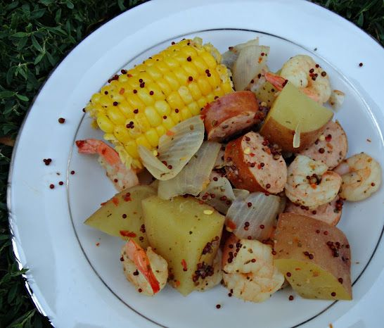how to cook low country boil