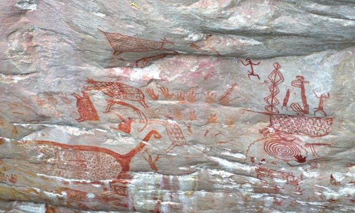 Chiribiquete rock art