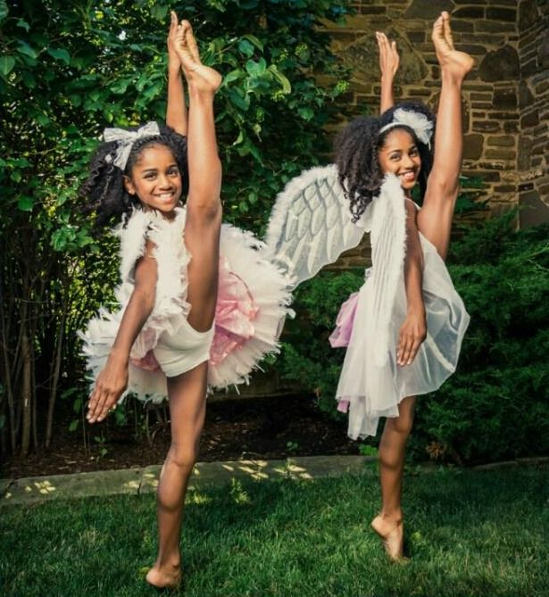 Beauty! Twin Dancers Are Accepted to American Ballet Theatre's Prestigious Summer Program