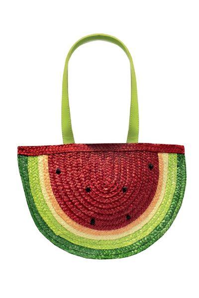 Watermelon Shoulder Bag at Campbell Crafts
