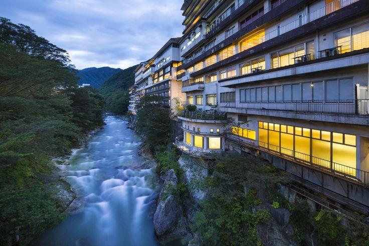 水上温泉 Minakami Onsen