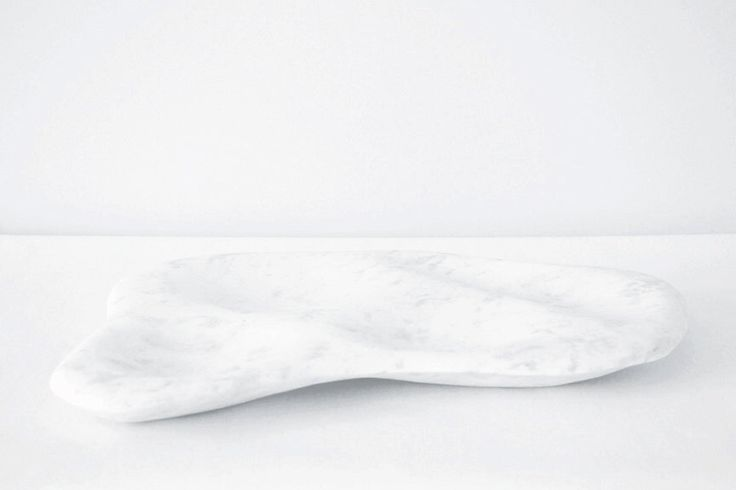 Flowing Contemporary White Marble Serving Tray, Coffee Table Modern Tray, Cheese Snack Unique Platter, Trendy Jewelry Tray, Hand Carved Tray by Sevenstone on Etsy https://www.etsy.com/au/listing/173245668/flowing-contemporary-white-marble