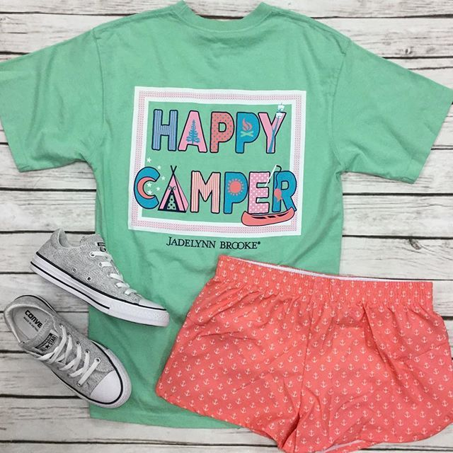 Every day is a happy day in Jadelynn Brooke clothing!