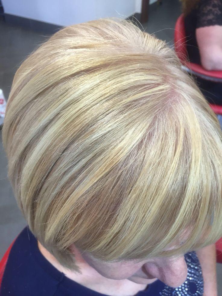 Light blonde.✨