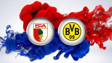 Fußball: Bundesliga FC Augsburg - Borussia Dortmund, 33. Spieltag