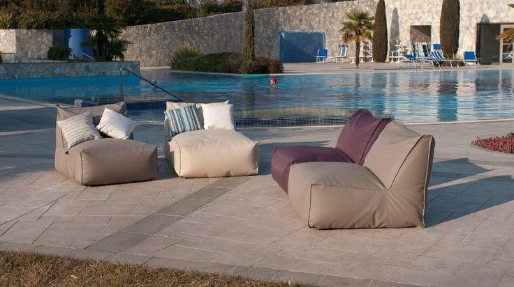 Garten Lounge Möbel Wetterfest