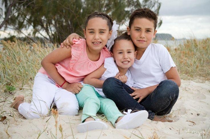 Family Photography, Gold Coast, Currumbin, Beach, kids, Horizon Studios