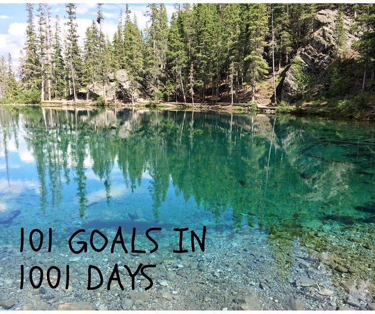 http://www.beyoutifulrewritten.com/my-new-101-goals-in-1001-days-list/