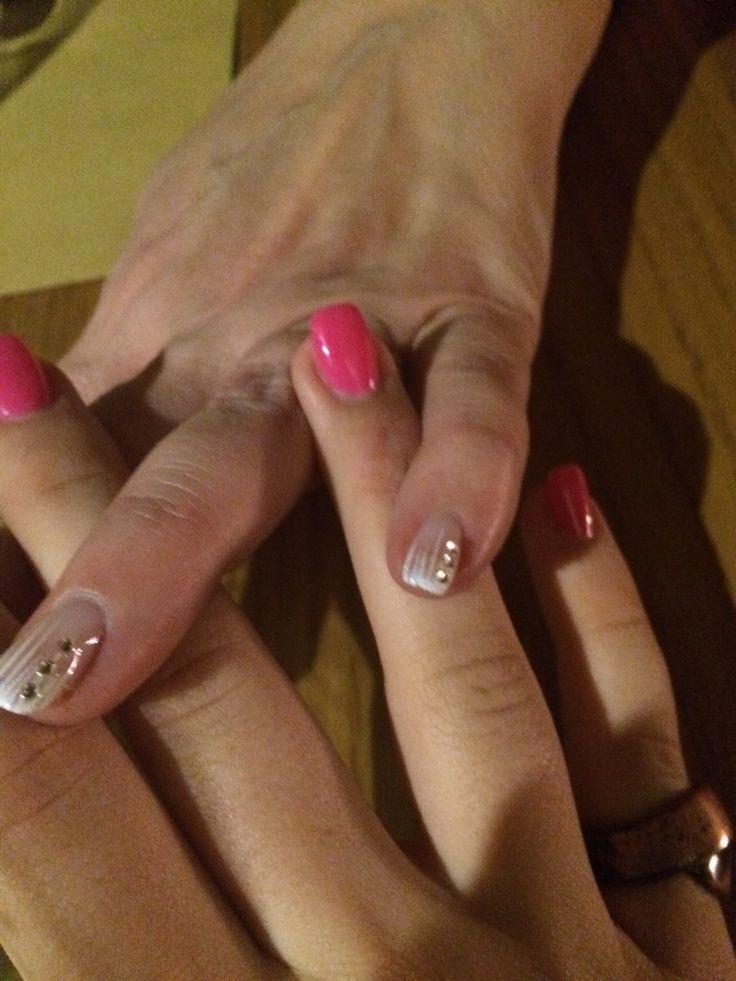 Trines og mine negle nytår 2014