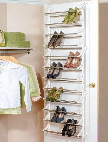 Органайзер для хранения обуви на двери