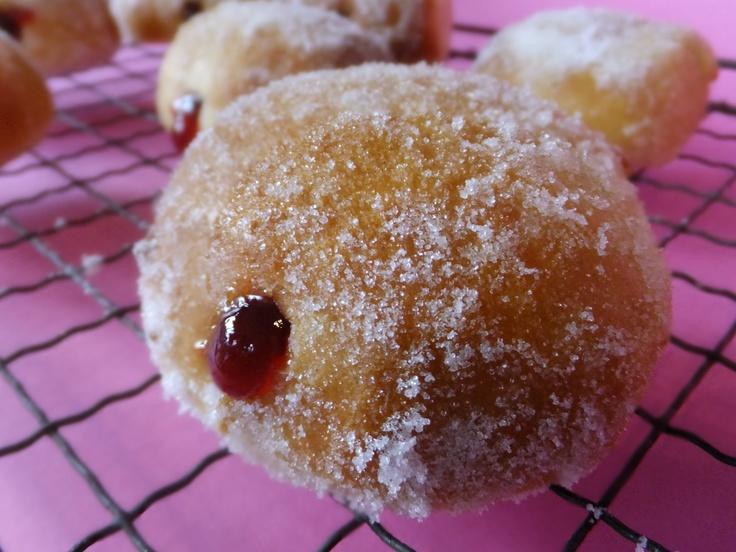 Oven Baked Doughnuts Easter Baking Baking Pinterest