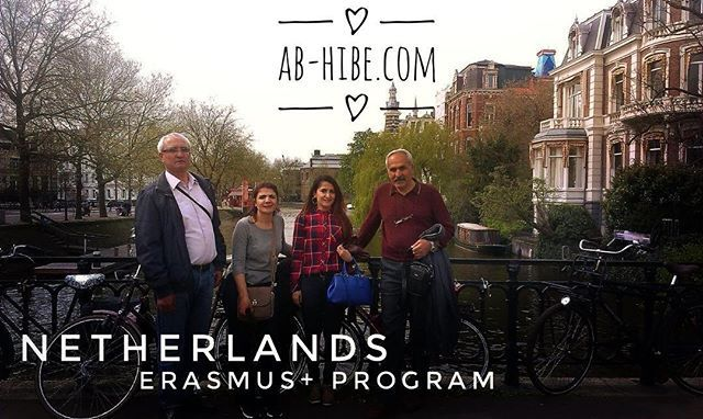 Would you like to work with us? (12 May 2016-Netherlands)  #erasmusplus…