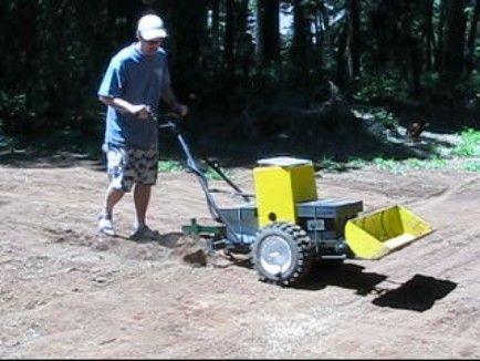 1532 best Tracter images – Backhoe Plans For Garden Tractor