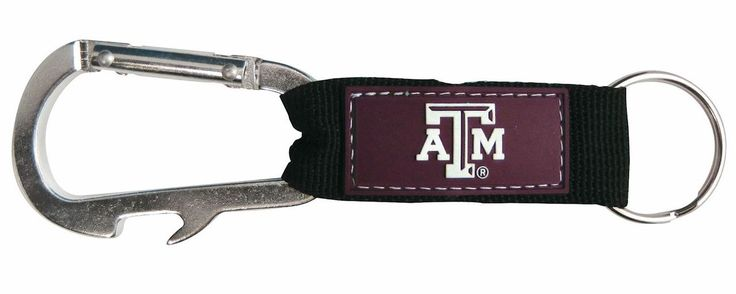 Check out our authentic collection of fan gears, souvenirs, memorabilia. Support the team you love! Free shipping for orders $99+    Check this link for more info:-https://www.indianmarketplace.net/texas-a-m-aggies-carabiner-keychain/ #NFL #MLB #NBA #NCAA #NHL #TexasA&M