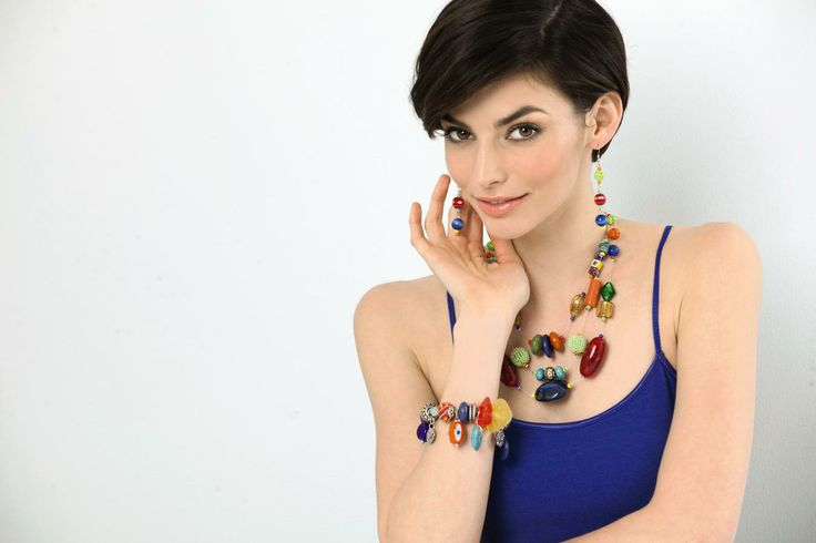 Zevar by Treska #aztec multi-color #jewelry. #SteinMart