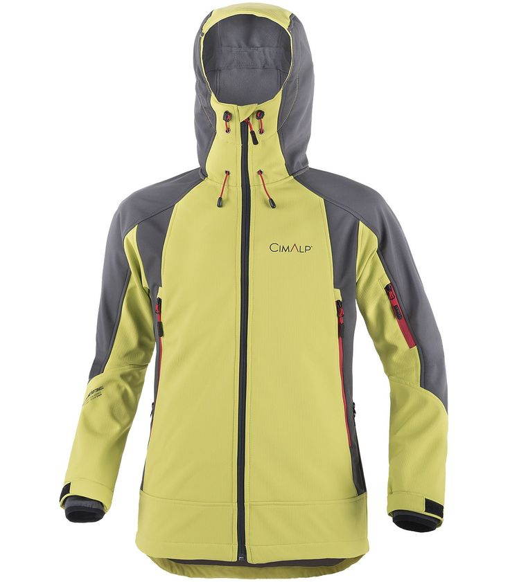 Veste SoftShell d'alpinisme SuperStrong 3 couches SUMMIT