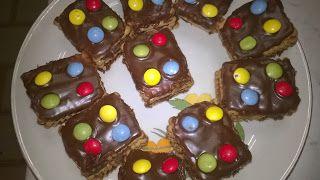 Dolcilandia e non solo...: Mattoncini al cioccolato