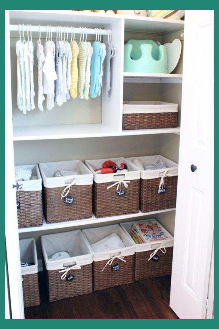 Baby Closet Ideas 47 Nursery Closet Organization Storage And Baby Closet Organizer Ideas Baby Nursery Closet Baby Room Closet Baby Room Organization
