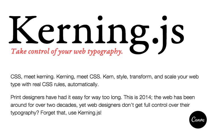 A Beginner's Guide to Kerning Like a Designer – Design School