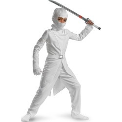 Storm Shadow GI Joe Deluxe Child Halloween Costume