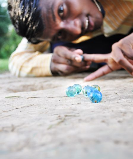 Kancha was one of the most popular games among children in the neighbourhood. It…