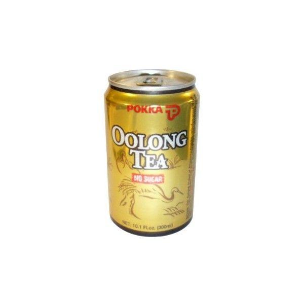 Pokka Oolong Tee. Die perfekte Mischung aus Schwarztee und Grüntee! Zuckerfrei!