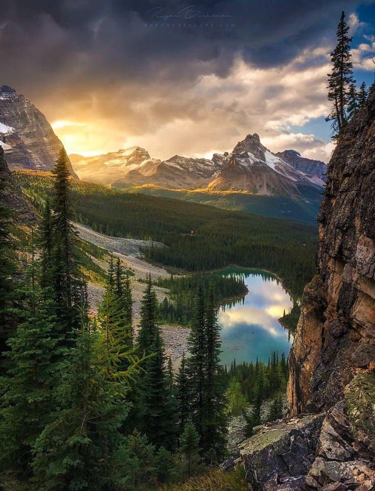 ***View of Lake O'Hara (Yoho, BC) by Ryan Buchanan on 500px