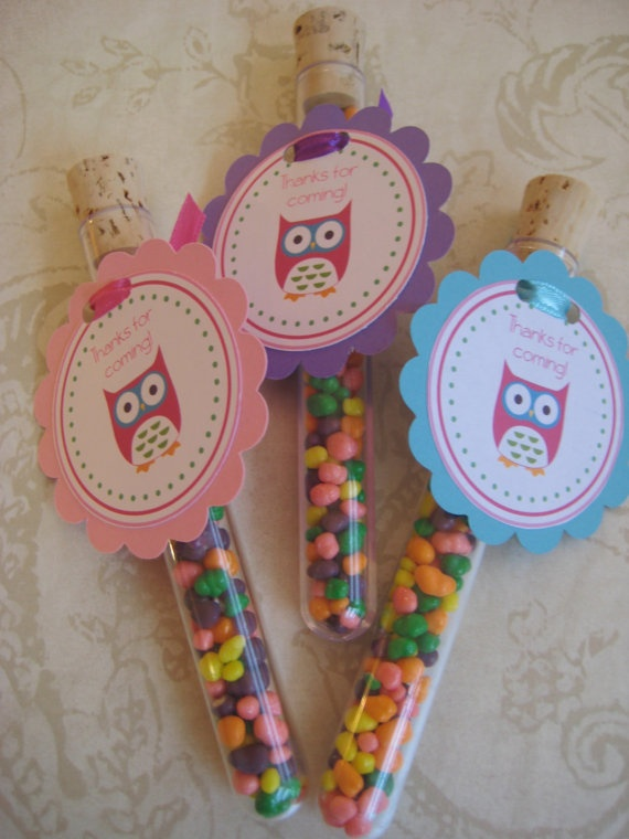 Birthday Party Favors Birthday Party Candy Candy Test by Kbettega, $2.00