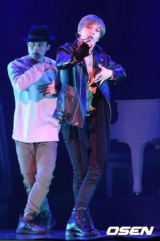SHINeeのテミン初のフルアルバム「Press It」の発売記念ショーケースが22日、ソウル三成洞(サムソンドン) SMTOWN COEX ARTIUMで行われた。テミンのアルバム「Press I… - 韓流・韓国芸能ニュースはKstyle