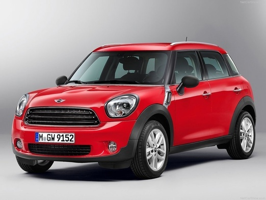 The Mini Countryman...just not quite mini enough to fit in our gift boxes. #beautifulthingssmallpackages
