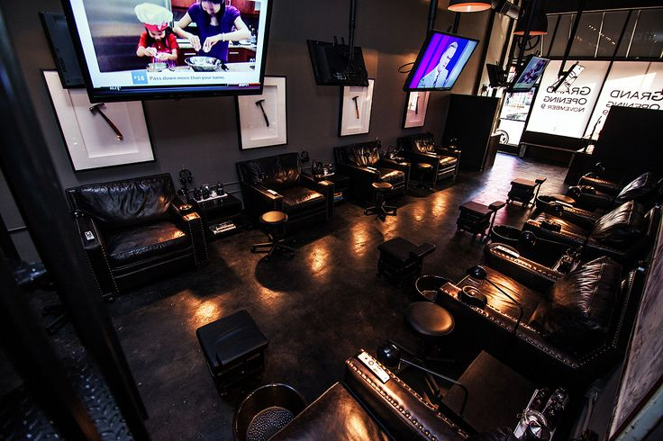 Man Cave Spa : The owner of hammer nails michael elliot wants this