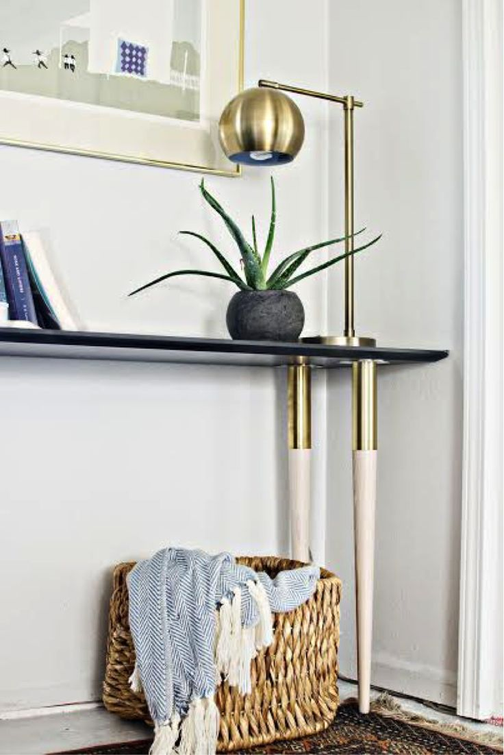 Best SHOE YOUR SIDEBOARD Images On Pinterest Table Legs - Add color to your room prettypegs replace your ikea legs