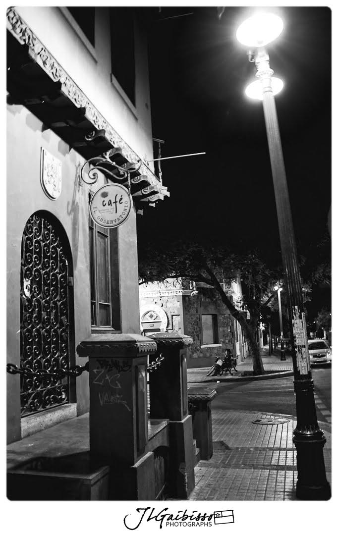 Cafe El Observatorio, Barrio Lastarria | Santiago-CHI | 2010