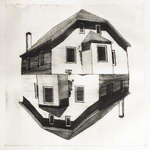 hus med kanap - Cecilie Enevold Nielsen