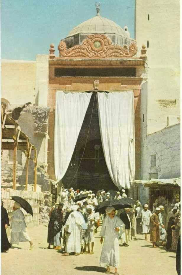 Prophet Mohammed (SAW) Grave 1953 / Al Nabawi Mosque - Al Madina - KSA