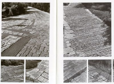 The Acropolis Pavement : NICHOLAS KEHAGIAS