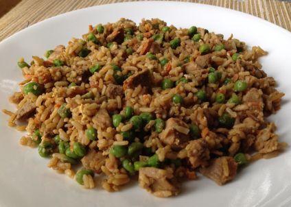 The 25 best fried rice recipe food network ideas on pinterest juan carlos cruzs pork fried rice forumfinder Gallery