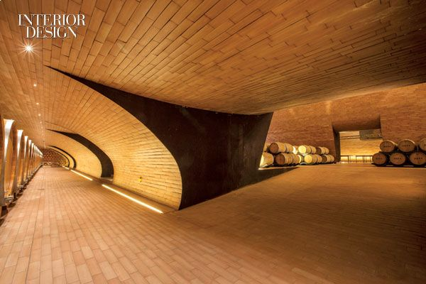 Aged to Perfection: Marchesi Antinori's Sustainable Winery-625-Year-Old Italian Vintner Builds Green Winery